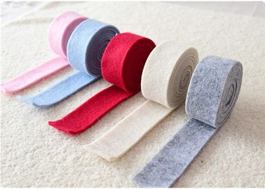 43 Various Color Felt Fabric Crafts Wide 3cm Length 5m For Decoration